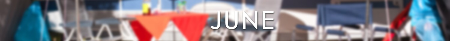 things to do in june